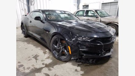 2019 Chevrolet Camaro SS Coupe for sale 101411159