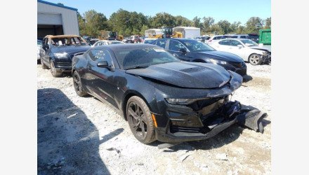 2019 Chevrolet Camaro SS Coupe for sale 101412326