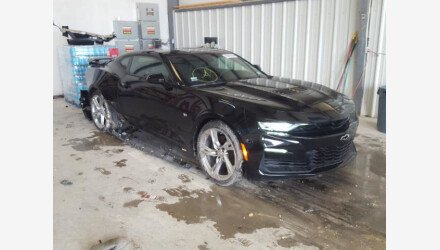 2019 Chevrolet Camaro SS Coupe for sale 101412982