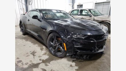 2019 Chevrolet Camaro SS Coupe for sale 101413646