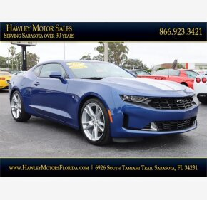 2019 Chevrolet Camaro for sale 101423858