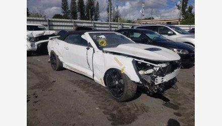 2019 Chevrolet Camaro for sale 101441176
