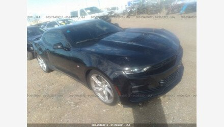 2019 Chevrolet Camaro SS Coupe for sale 101464731