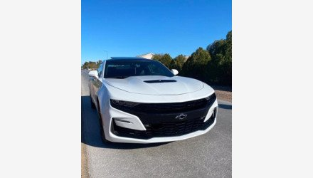 2019 Chevrolet Camaro SS Coupe for sale 101465718