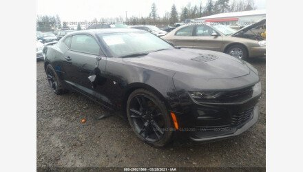 2019 Chevrolet Camaro SS Coupe for sale 101486749