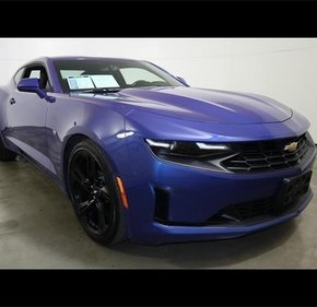2019 Chevrolet Camaro LT Coupe for sale 101210715