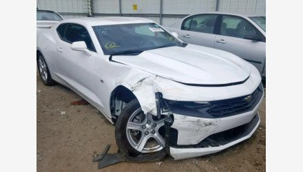 2019 Chevrolet Camaro Coupe for sale 101223115