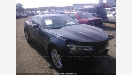 2019 Chevrolet Camaro Coupe for sale 101230374