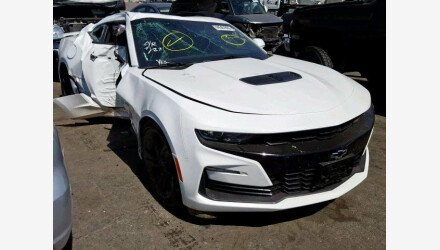 2019 Chevrolet Camaro SS Coupe for sale 101233910