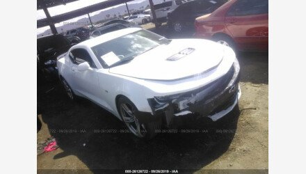 2019 Chevrolet Camaro SS Coupe for sale 101234841