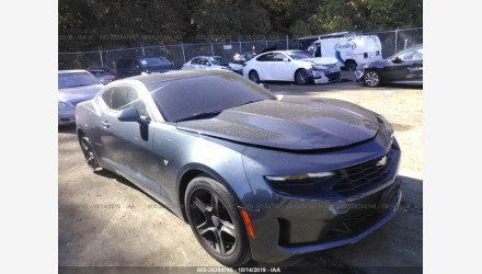 2019 Chevrolet Camaro Coupe for sale 101235915
