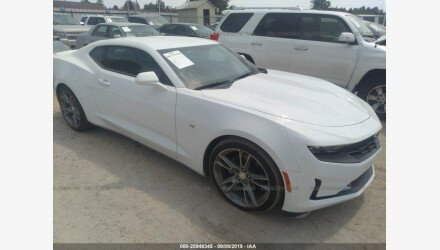 2019 Chevrolet Camaro LT Coupe for sale 101236046