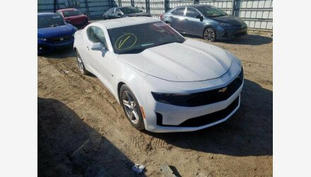 2019 Chevrolet Camaro Coupe for sale 101239467