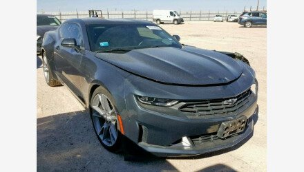 2019 Chevrolet Camaro Coupe for sale 101240511