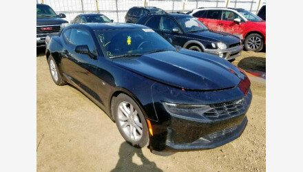 2019 Chevrolet Camaro Coupe for sale 101240635