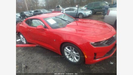2019 Chevrolet Camaro Coupe for sale 101249984