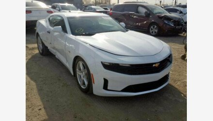 2019 Chevrolet Camaro Coupe for sale 101259646