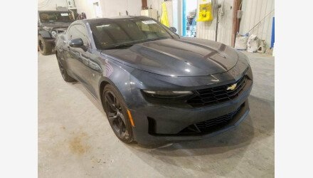 2019 Chevrolet Camaro Coupe for sale 101268694