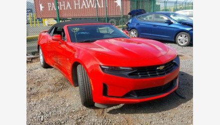2019 Chevrolet Camaro Convertible for sale 101269289