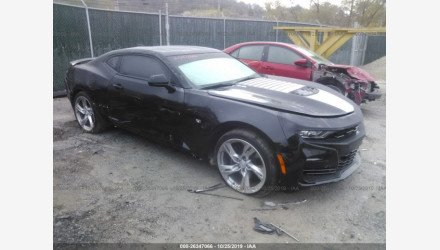 2019 Chevrolet Camaro SS Coupe for sale 101269426