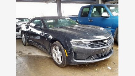 2019 Chevrolet Camaro Convertible for sale 101270587