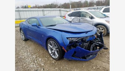 2019 Chevrolet Camaro LT Coupe for sale 101271474