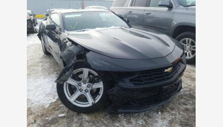 2019 Chevrolet Camaro Coupe for sale 101289010