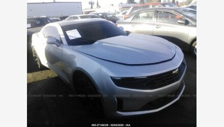 2019 Chevrolet Camaro Coupe for sale 101289593