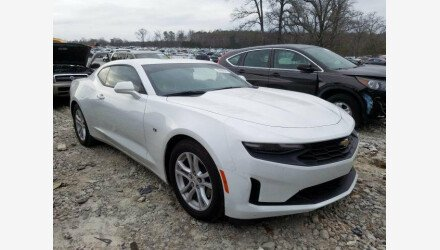2019 Chevrolet Camaro Coupe for sale 101290690