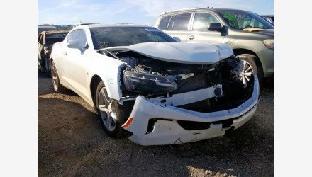 2019 Chevrolet Camaro Coupe for sale 101290696