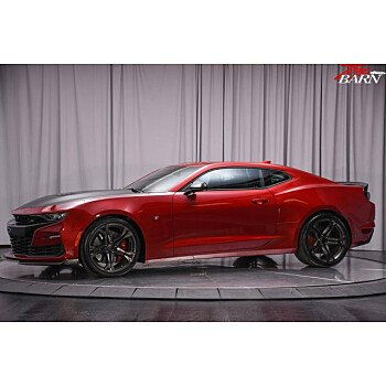 2019 Chevrolet Camaro SS Coupe for sale 101300036