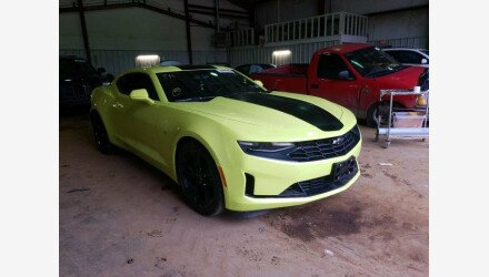 2019 Chevrolet Camaro Coupe for sale 101304598