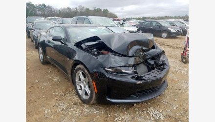 2019 Chevrolet Camaro Coupe for sale 101305795
