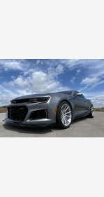 2019 Chevrolet Camaro ZL1 Coupe for sale 101306565