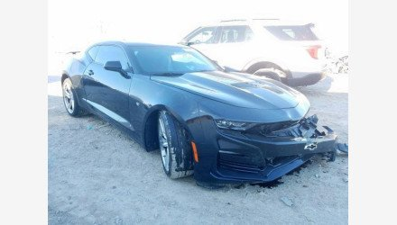 2019 Chevrolet Camaro SS Coupe for sale 101307086