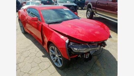 2019 Chevrolet Camaro LT Coupe for sale 101307495