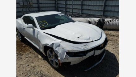 2019 Chevrolet Camaro Coupe for sale 101320040