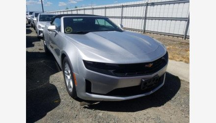 2019 Chevrolet Camaro Convertible for sale 101329376