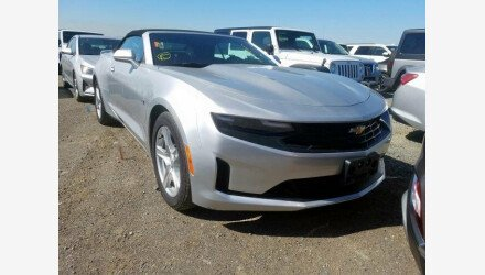 2019 Chevrolet Camaro Convertible for sale 101330455