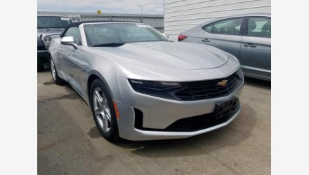 2019 Chevrolet Camaro Convertible for sale 101330507