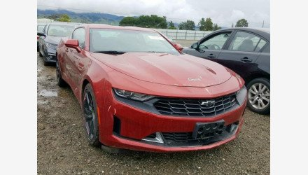 2019 Chevrolet Camaro Coupe for sale 101330542