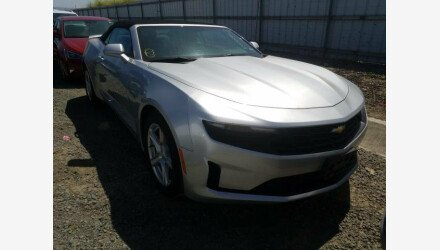 2019 Chevrolet Camaro Convertible for sale 101331284
