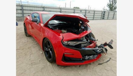 2019 Chevrolet Camaro SS Coupe for sale 101331345