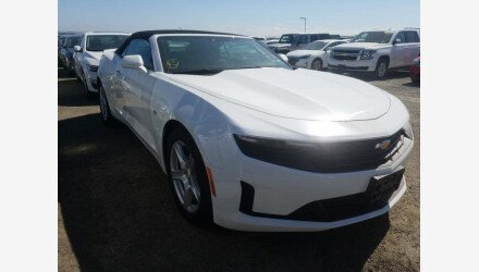 2019 Chevrolet Camaro Convertible for sale 101339747