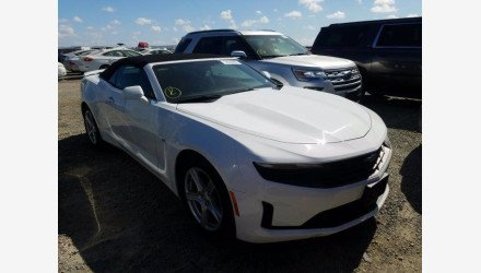 2019 Chevrolet Camaro Convertible for sale 101339792