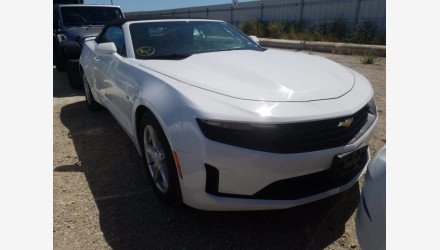 2019 Chevrolet Camaro Convertible for sale 101344521