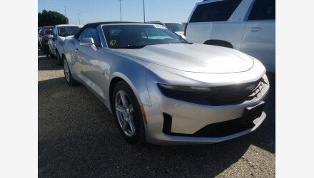 2019 Chevrolet Camaro Convertible for sale 101344524