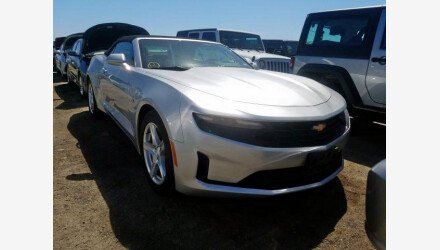 2019 Chevrolet Camaro Convertible for sale 101344560