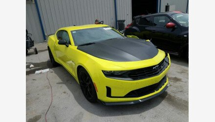 2019 Chevrolet Camaro Coupe for sale 101344572