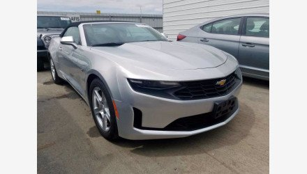 2019 Chevrolet Camaro Convertible for sale 101349895